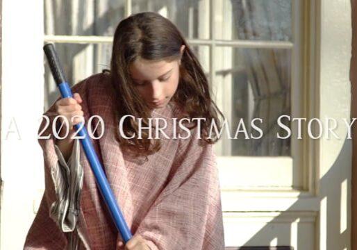 """A 2020 Christmas Story"""