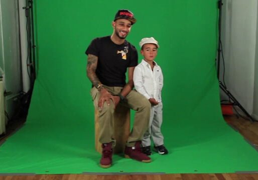 """""""Behind the Scenes With Rocco & Swizz"""" 3"""