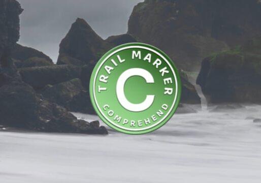 """Trail Marker C"""