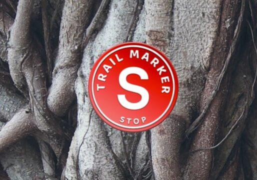 """Trail Marker S"""
